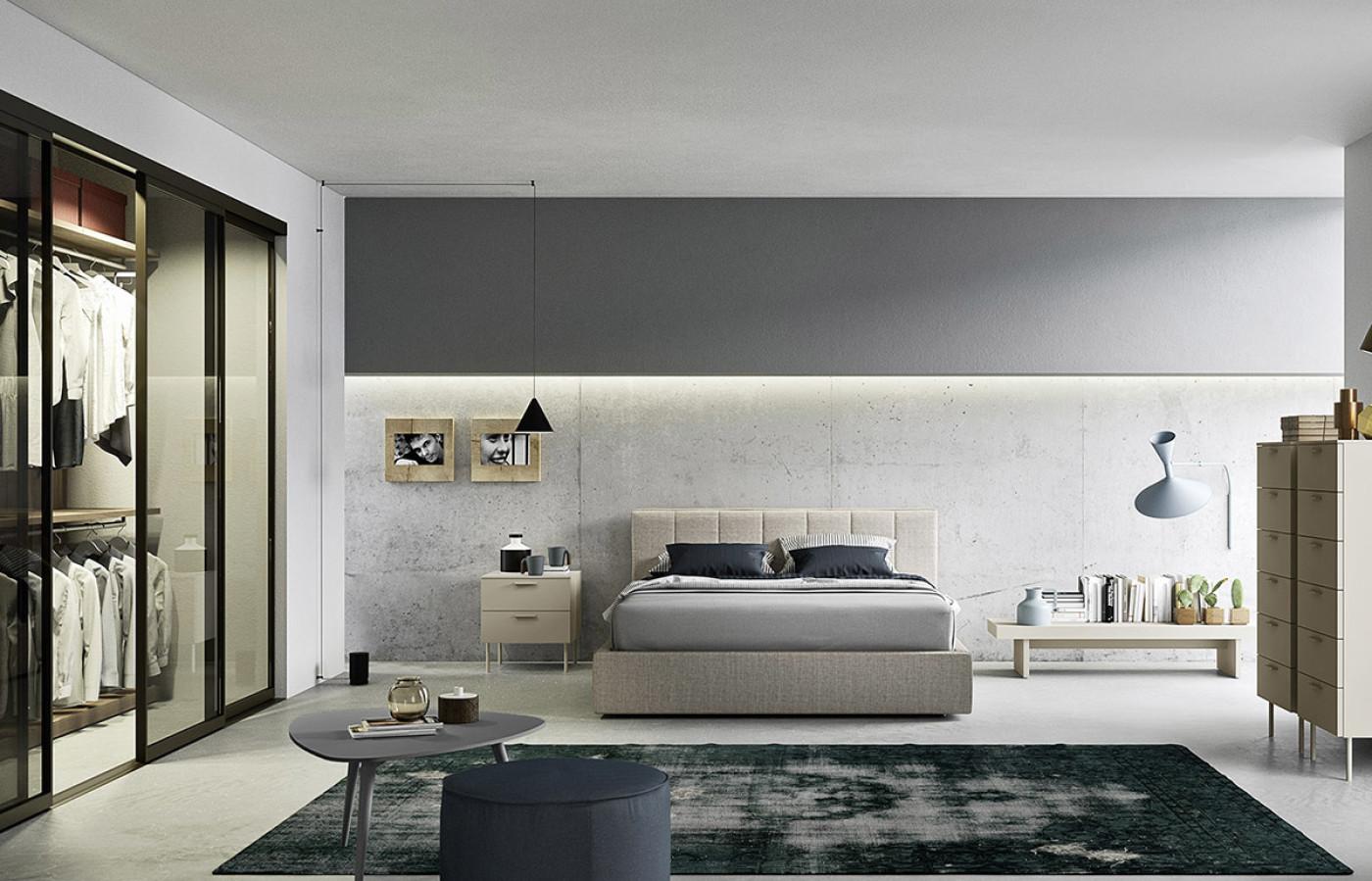 Camera da letto bergamin arredamenti for Bergamin arredamenti mestre