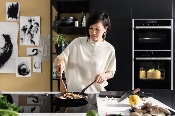 Cucinare con gli Elettrodomestici Neff