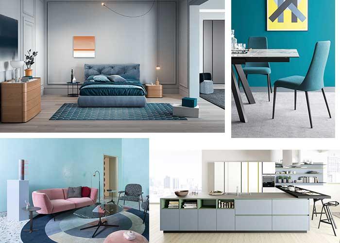 Arredo armocromia palette estate