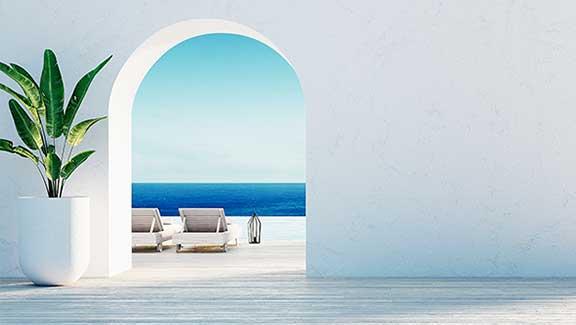 Un arredo ispirato al mare: mobili made in Italy